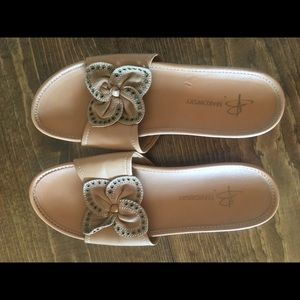 Size 8 brand new sandals